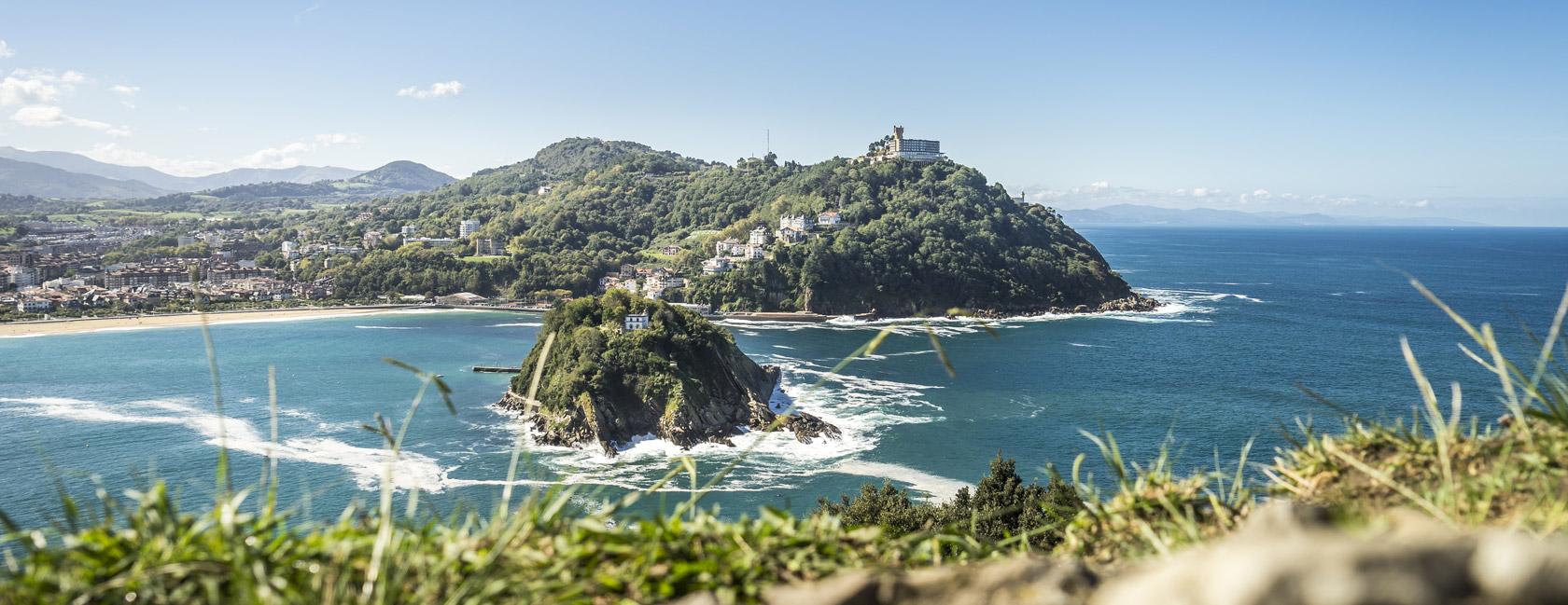 Explore San Sebastian in 360º