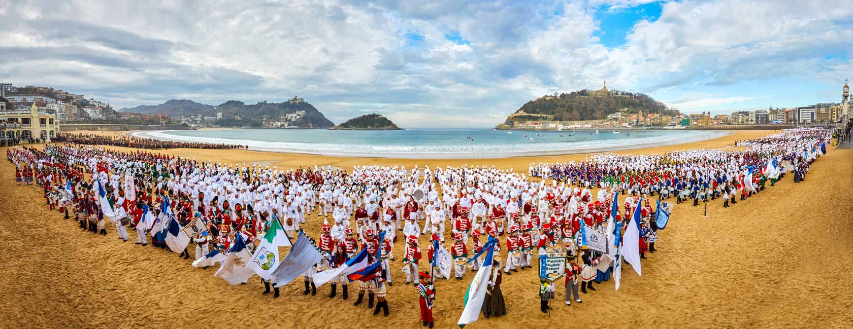 SAN SEBASTIAN EUROPEAN CAPITAL OF CULTURE 2016