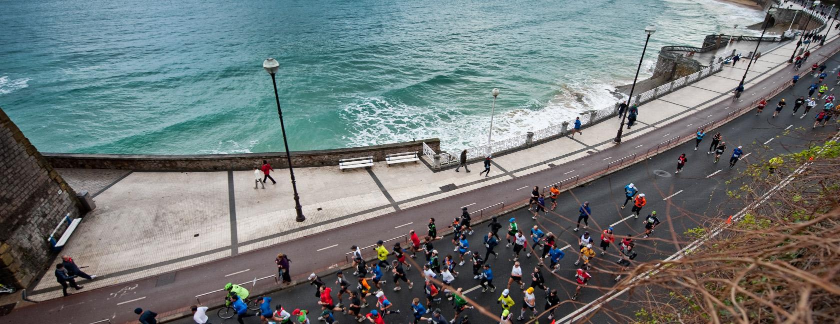 Running San Sebastián
