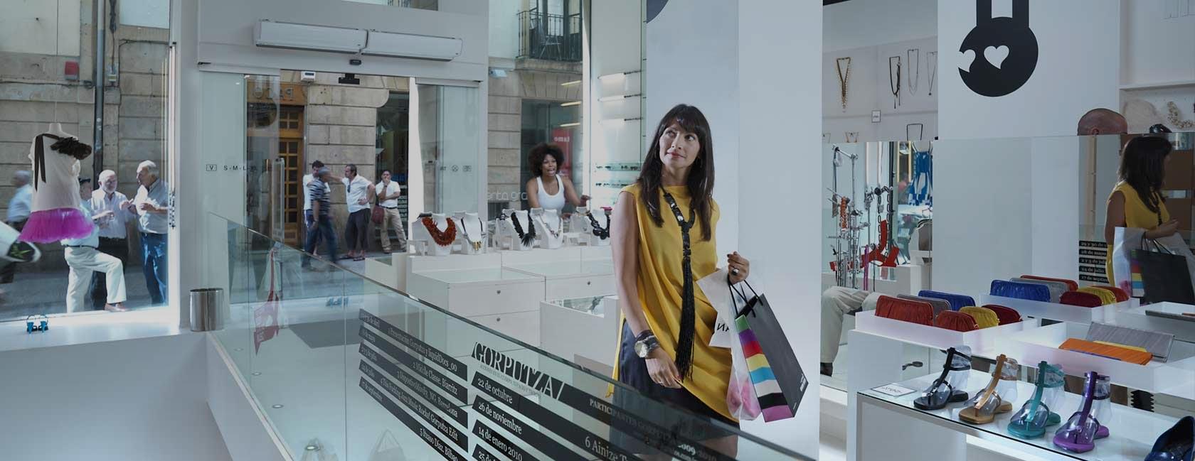 Destino ideal para ir de compras