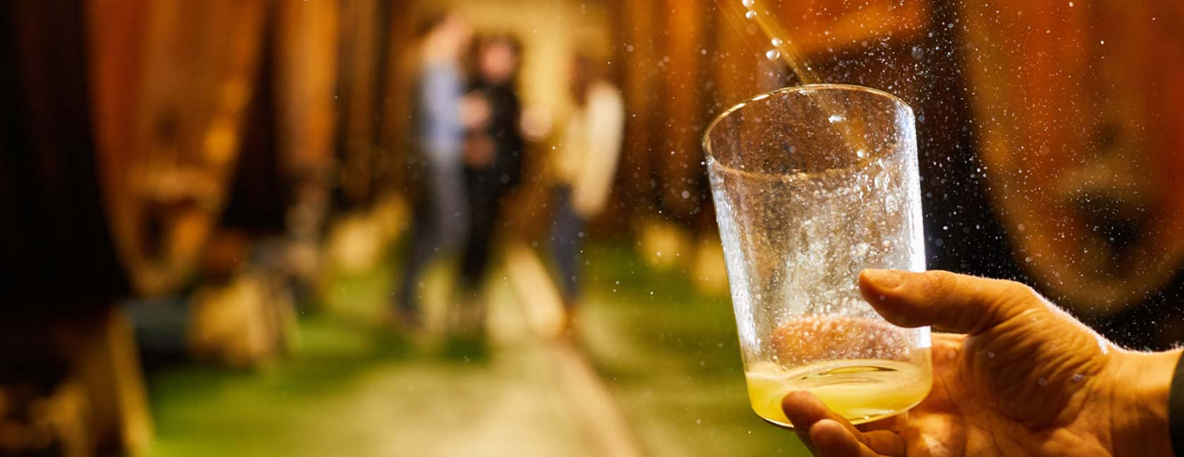 The cider season runs from the second fortnight in January until the end of April