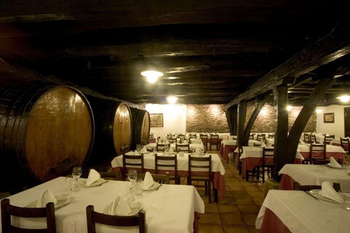 Restaurante asador portuetxe restaurants in san sebastian - Restaurante kaskazuri san sebastian ...