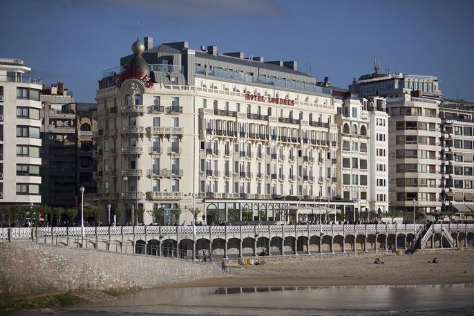 Hotel De Londres Y Inglaterra