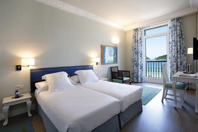 Hotel Niza Saint Sebastien