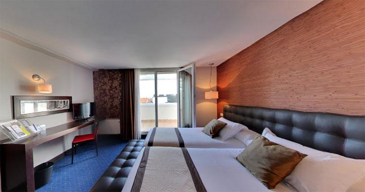 hotel san sebastian ondarreta: