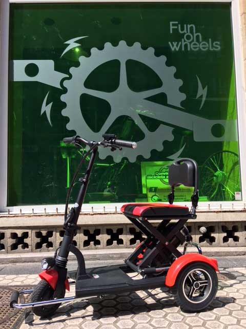 LA BICICLETA (Bike rental) - San Sebastian Tourism