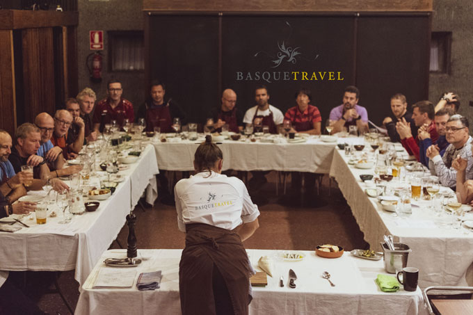 BASQUETRAVEL, Tasteful Experiences