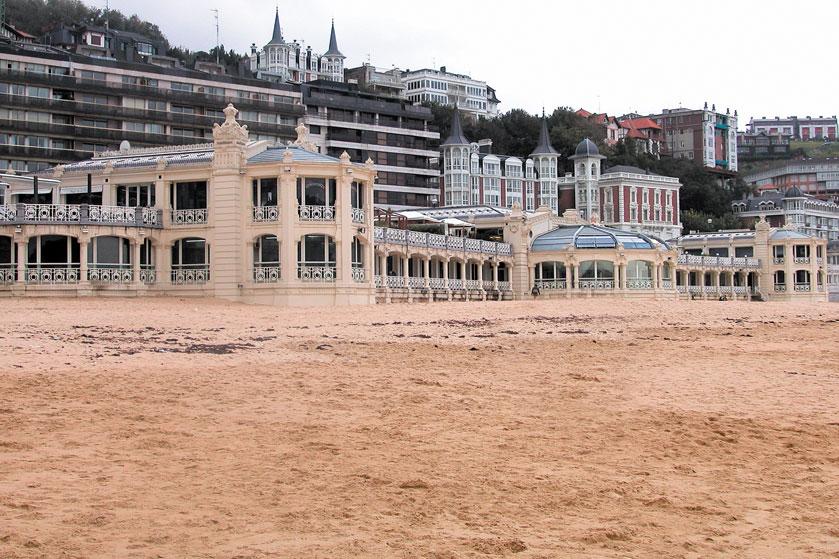 dividir me quejo intencional  Relax y gastronomía en La Perla - San Sebastián Turismo