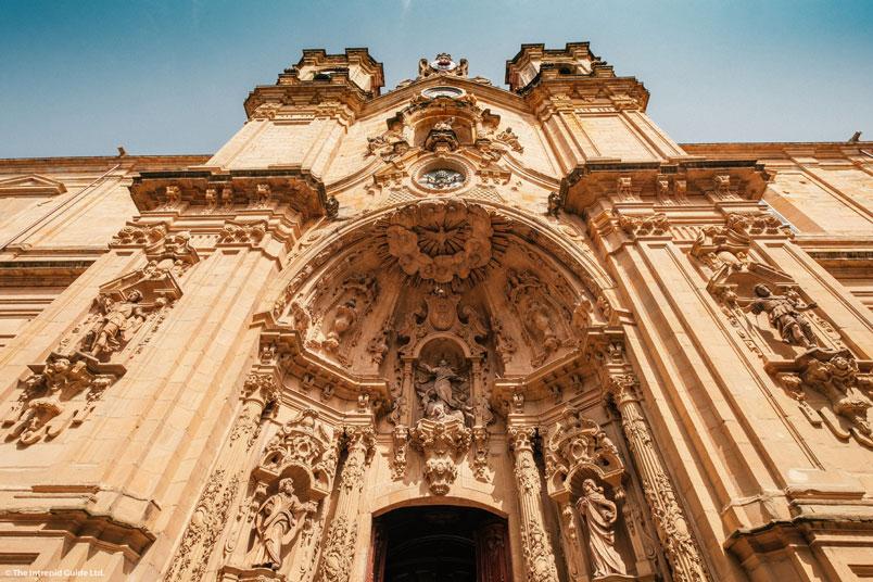 Religious buildings - San Sebastian Tourism