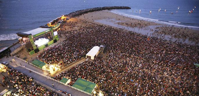 Festivals san sebastian tourism - Clima en donostia san sebastian ...
