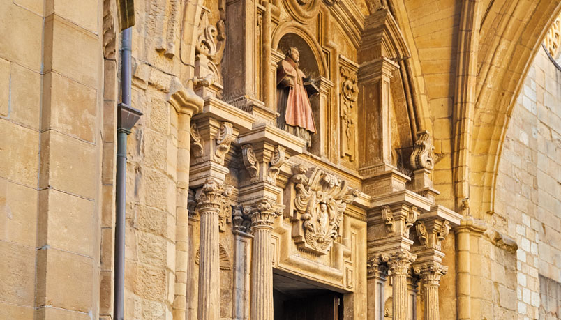 Religious Buildings San Sebastian Tourism