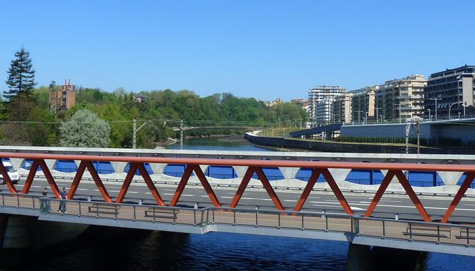 Puente de la Real Sociedad