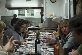 Las sociedades gastron micas son un eje importante de la - Cursos de cocina en san sebastian ...