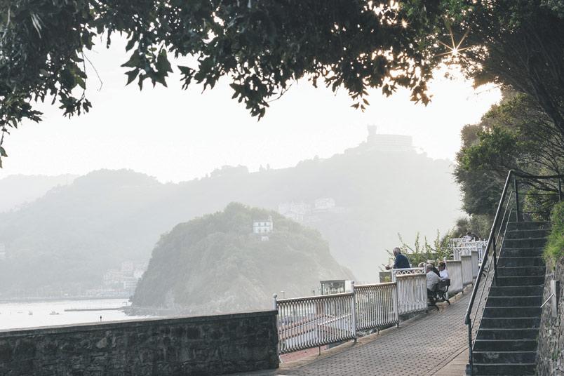 Image result for san sebastian monte urgull