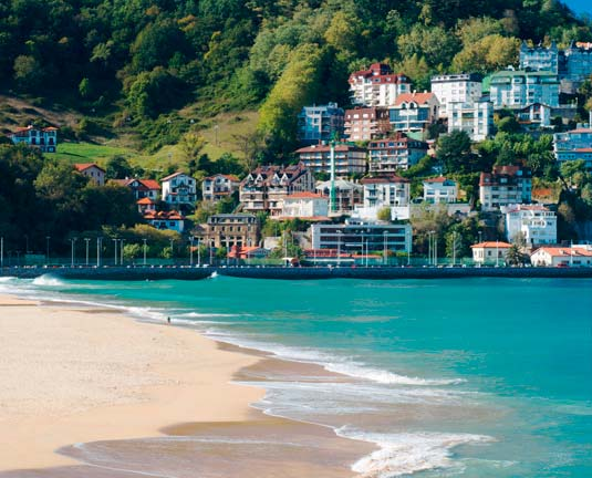 How To Get Here San Sebastian Tourism