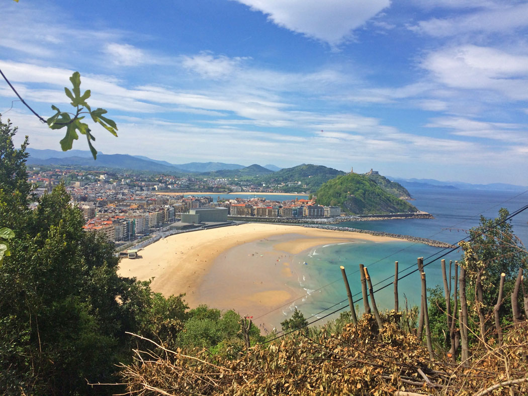 Gros the trendy neighborhood san sebastian tourism